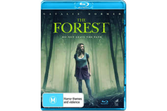 The Forest Blu-ray Region B