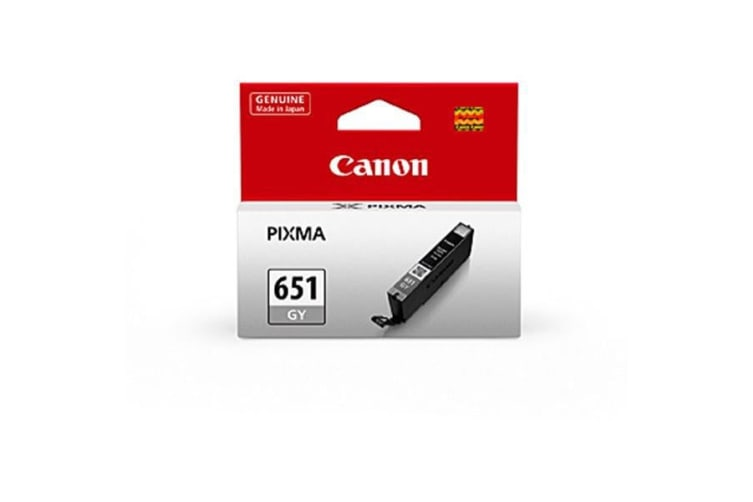 Canon CLI651 Ink Cart - Grey