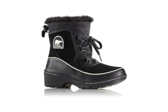 Sorel Womens Tivoli III Boots - Black Light Bisque