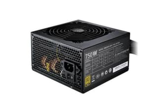 Cooler Master MWE Gold 750W 80Plus Gold Power Supply 5 Years warranty