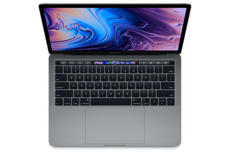 Apple 13-inch MacBook Pro with Touch Bar 2019 1.4GHz i5 128GB MUHN2 - Space Gray