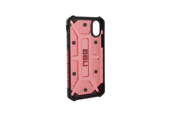 UAG Plasma Case for iPhone X (Magma)