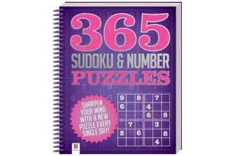 365 Puzzles - Sudoku & number puzzles