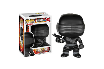 G.I. Joe TV Snake Eyes Pop! Vinyl