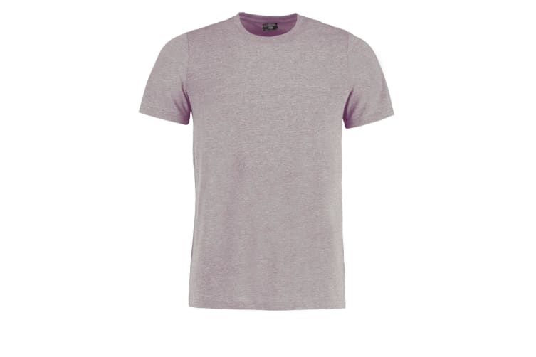 Kustom Kit Unisex Superwash 60 Degree Tshirt (Light Grey Marl) (XXL)