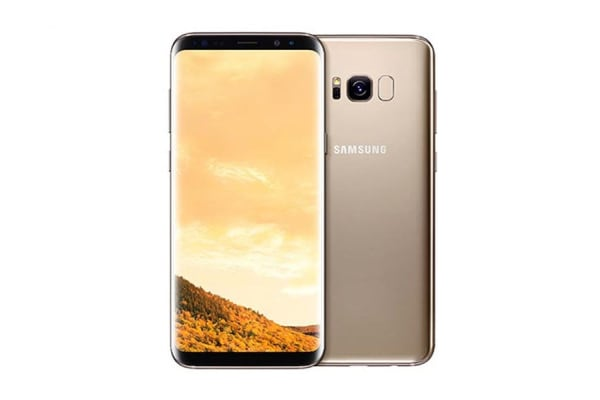 Samsung Galaxy S8+ Dual SIM G955FD (64GB, Maple Gold)