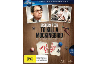To Kill a Mockingbird Blu-ray Region B
