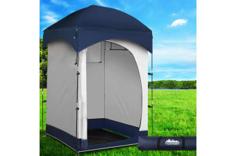 Shower Tent Camping Portable Changing Room Toilet Ensuite