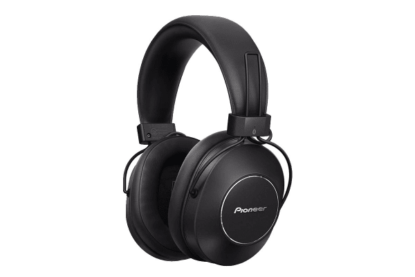 Pioneer Over-Ear Noise Cancelling Bluetooth Headphones (Black)
