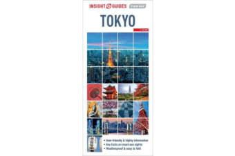 Insight Guides Flexi Map Tokyo
