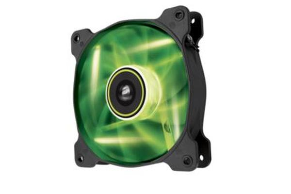 Corsair SP 120mm Fan Green LED High Static Pressure 3 PIN