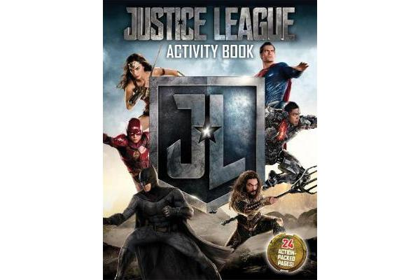 DC Comics - Justice League Activity Book