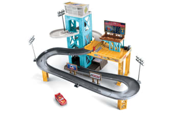 Disney Cars 3 Continuous Motion Garage