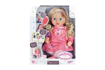 Baby Annabell Sophia So Soft Doll - 43cm