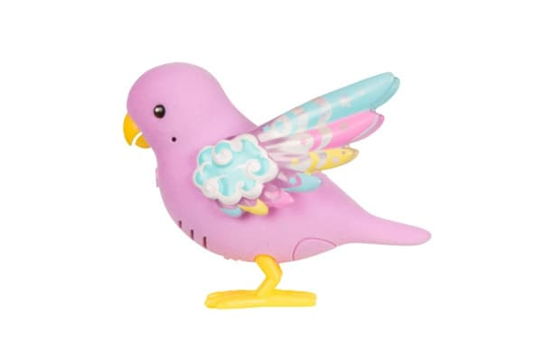 Little Live Pets Light Up Bird With Cage S8 (Assorted)