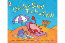 One Is a Snail, Ten Is a Crab - A Counting by Feet Book