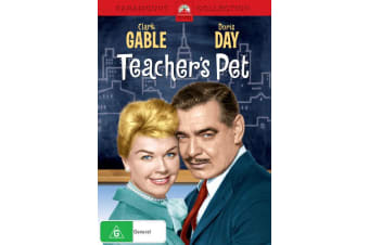 Teachers Pet DVD Region 4