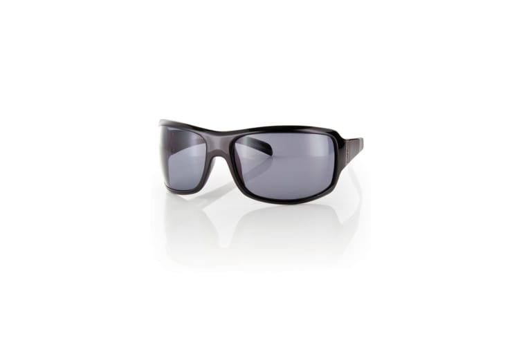 Carve Frothdog Black Polarized Mens Sunglasses