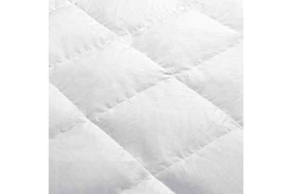 Giselle Bedding Lightweight Duck Down Feather Quilt (Double)