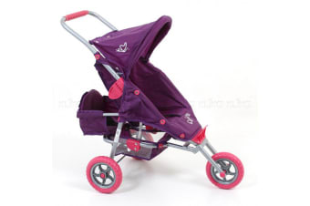 Valco Mini Marathon with Toddler Seat - Purple