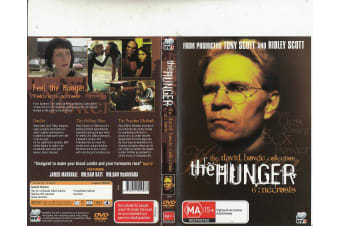 The Hunger 06 - Necrosis (2004) - Rare- Aus Stock DVD PREOWNED: DISC LIKE NEW