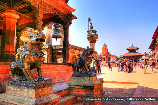 NEPAL: 12 Day Nepal View Tour (For One)