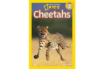 National Geographic Kids Readers - Cheetahs