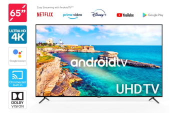 "Kogan 65"" Smart HDR 4K LED TV Android TV™ (Series 9, XU9210)"