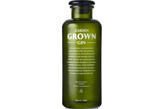 Garden Grown Gin 700mL Bottle
