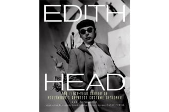 Edith Head - The Fifty-Year Career of Hollywood's Greatest Costume Designer