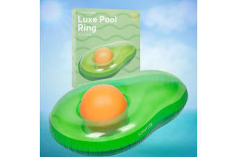 Avocado Pool Ring Beach Ball Float | Sunnylife