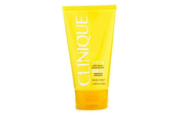 Clinique Body Cream SPF 30 UVA/ UVB (150ml/5oz)
