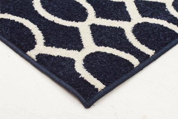 Indoor Outdoor Neo Rug Navy 230x160cm