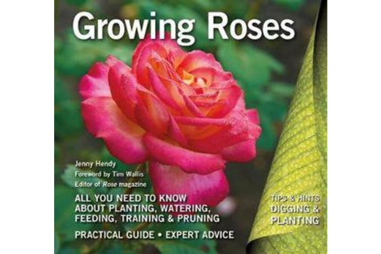 Growing Roses - Plan, Plant and Maintain