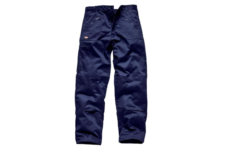 Dickies Redhawk Action Trouser (Short) / Mens Workwear (Navy Blue) (44W x Short)