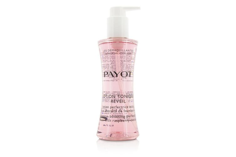 Payot Les Demaquillantes Lotion Tonique Reveil Radiance-Boosting Perfecting Lotion 200m
