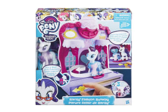 My Little Pony Rarity Fashion Runway