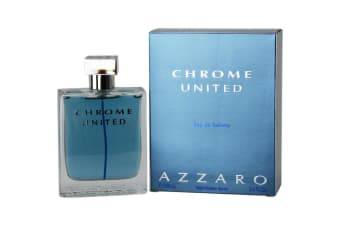 Azzaro Chrome United 100ml EDT (M) SP