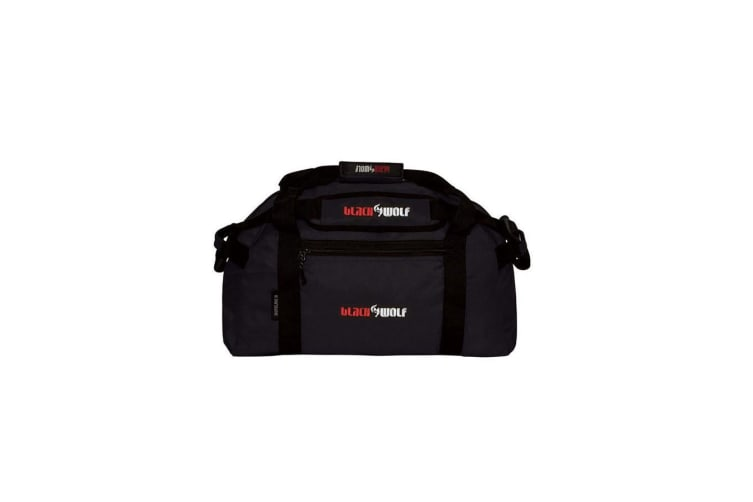 BlackWolf Dufflepack 30 Dufflebag - Black