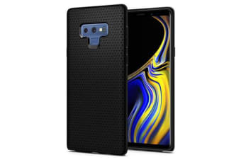 Spigen Galaxy Note 9 Liquid Air Case Matt Black