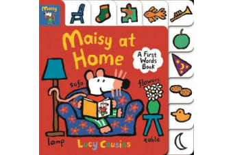 Maisy at Home - A First Words Book