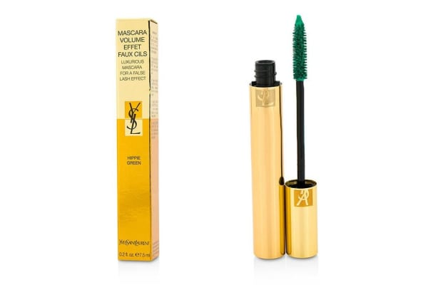 Yves Saint Laurent Mascara Volume Effet Faux Cils (Luxurious Mascara) - # Hippie Green (7.5ml/0.2oz)