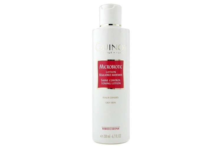Guinot Microbiotic Shine Control Toning Lotion (For Oily Skin) 200ml