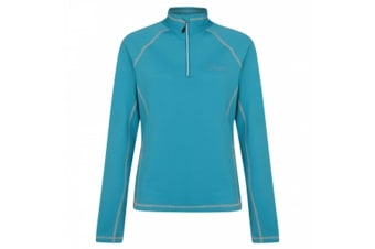 Dare 2B Womens/Ladies Involve Core Stretch Lightweight Pullover (Aqua) (16)