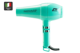 Parlux Superturbo HP 2400W Hair Dryer - Aqua (150019)