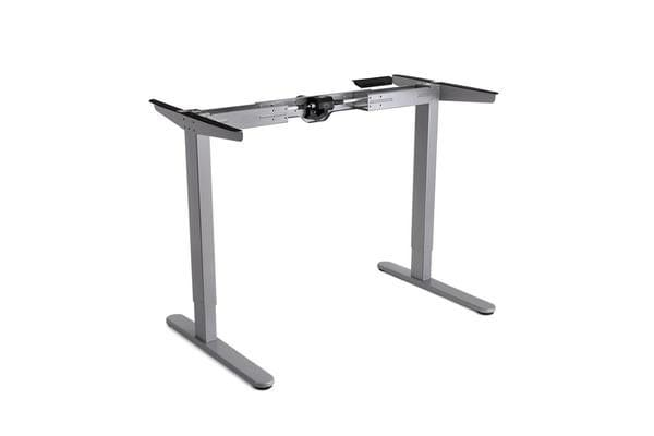 Motorised Adjustable Desk (Grey)