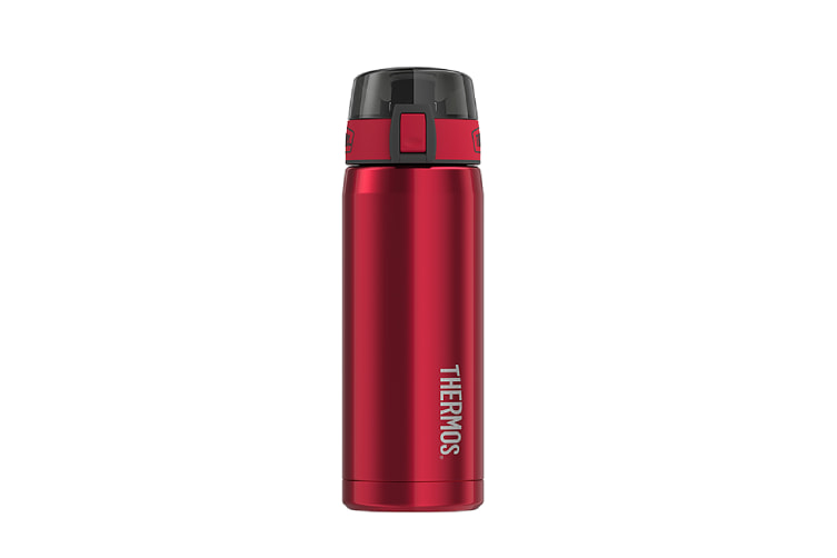 Thermos 530ml Stainless Steel Vacuum Insulated Hydration Bottle - Red