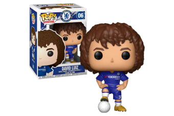 English Premier League Chelsea David Luiz Pop! Vinyl