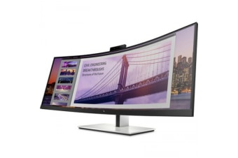 "HP S430c 43.4"" Curved, 4K UHD 3840x1200, 32:10, USB-C+DP+HDMI, Height, Tilt,"