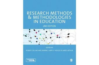 Research Methods and Methodologies in Education